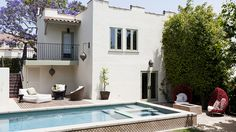 Home+Tour:+A+Light,+Bright,+and+California+Cool+Space+via+@domainehome