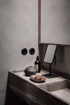 Home Interior Hallway Casa Cook Chania on Behance Modern Bathroom Design, Bathroom Interior Design, Home Interior, Modern Interior Design, Interior Styling, Modern Decor, Rustic Modern, Bathroom Designs, Modern Classic