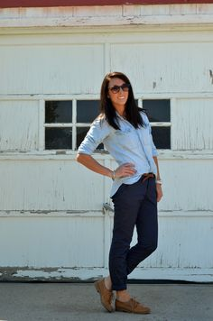 Chambray & Oxfords