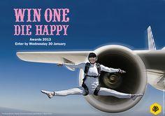 D Awards 2013-- Win One, Die Happy.