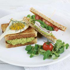 Avocado Toast, Sandwiches, Breakfast, Fitness, Food, Morning Coffee, Essen, Meals, Paninis