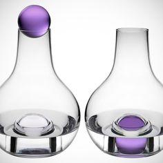 Fancy - Barbara Carafe & Vase
