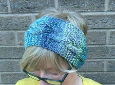 Check out this item in my Etsy shop https://www.etsy.com/uk/listing/510011136/knitted-headband-ear-warmer-multi-colour