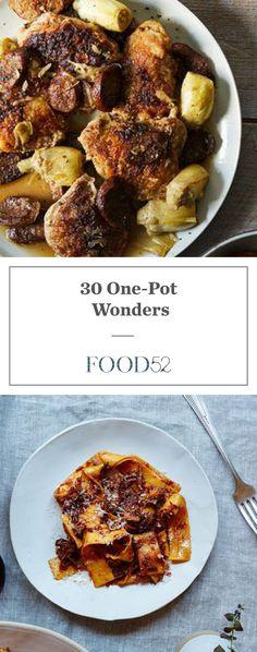 30 one pot wonders