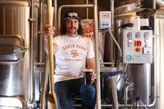 Cosimo Sorrentino, Monkey Paw/ South Park Brewing. #SDMBeer