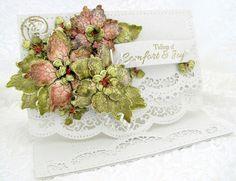 Susan Smit: Sparkling Poinsettias ....July release