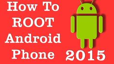 How to ROOT Any Android Phone 2015 | Recovery Mode