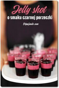 GALARETKI Z ALKOHOLEM Biscotti, Love Food, Jelly, Smoothies, Panna Cotta, Food And Drink, Tableware, Ethnic Recipes, Smoothie