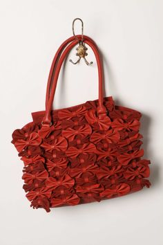 farfalle bag by Anthropologie