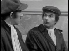 Peter Cook & Dudley Moore (At the doctors) Comedy Clips, Comedy Actors, Comedy Show, Stand Up Comedy, Funny Movie Scenes, Funny Films, British Humor, British Comedy, Classic Comedies