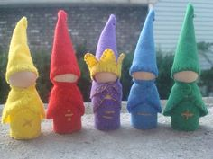 math gnomes from Crunchy Family Rising on Flickr