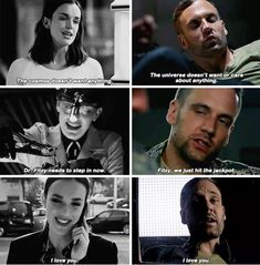 Simmons/Hunter parallels about Fitz