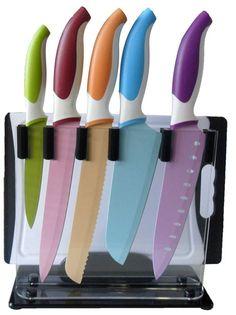 Cuchillos de Cocina de Ceramica - Para Más Información Ingresa en: http://imagenesdecocinas.com/cuchillos-de-cocina-de-ceramica/