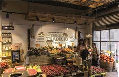 Sa2Pe: fruterías urbanas, frescas, sinceras y simpáticas.