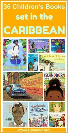 Children's Books set in the Caribbean
