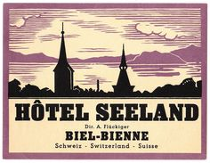 Svizzera - Biel - Hotel Seeland | Flickr - Photo Sharing!