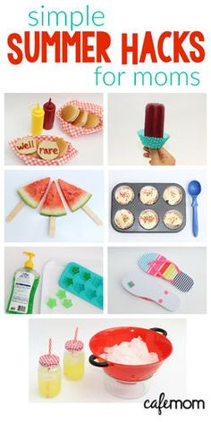 Every genius little summer hack you need to get through summer with kids!