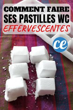 How To Make Your WC Pastilles For Nickel Toilets That Always Smell Good.