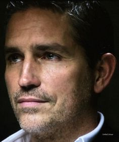 Person Of Interest Jim Caviezel, Michael Emerson — caviezeldaily:  The Passion of the Christ - finale...