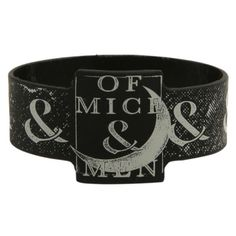 Of Mice & Men Moon Rubber Bracelet | Hot Topic (£4.52) ❤ liked on Polyvore featuring men's fashion, men's jewelry, men's bracelets, bracelets, mens bracelets, mens watches jewelry and mens rubber bracelets