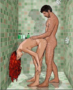 Shower Sex from Hot Sex: Over 200 Things You Can Try Tonight