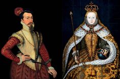 Robert Dudley: Queen Elizabeth I's great love-Robert Dudley, 1560s.-Elizabeth I in coronation robes. Their relationship survived almost 50 years of trials and tribulations.