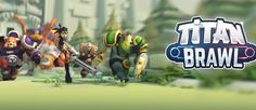 Titan Brawl mobile game uses Blender for all game assets
