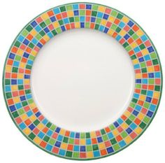Villeroy & Boch Twist Alea Limone 12-Inch Buffet Plate by Villeroy & Boch. Save 34 Off!. $42.82. 12-inch buffet plate. Coordinates with entire Twist Alea line. Crafted from vitrified porcelain for added strength and durability. Mosaic design incorporates rainbow of color. Safe in the dishwasher and microwave. Amazon.com                Refreshing and light, the Twist Alea Limone pattern from Villeroy & Boch cheers up any occasion. Multi-colored mosaic squares combine in geometric rows ...