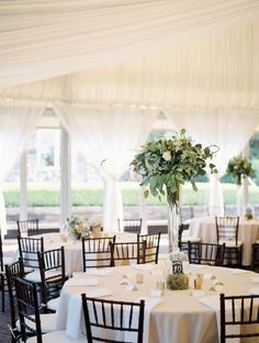 50 Shades of Green Oregon Wedding from Laura Nelson Photography - wedding reception idea