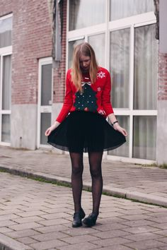 OUTFIT | Christmas Sweater