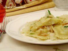 Ravioli patate e baccala ricetta Vigilia