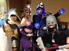 mtg gencon 2013 planeswalker. cosplay.