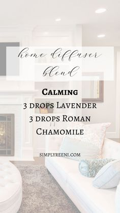 Are you looking for more soothing and calming essential oil diffuser blends? Essential oils can help provide therapeutic and emotional benefits. Grab this easy diffuser blend and start diffusing today!