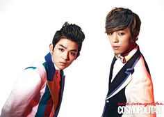 Teen Top - Cosmopolitan Magazine April Issue '13