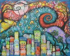Blissful Isolation - by Juli Cady Ryan