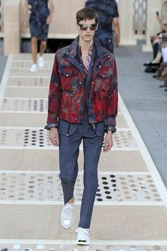 Men+cool+trends+spring+2014 | Spring 2014 Paris Men's Collections: Bold Moves - Men's Wear - Fashion ...