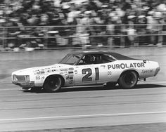 On February 20, 1972 A.J. Foyt dominated the Daytona 500, leading the final 119 laps and finishing a full lap ahead of second place Charlie Glotzbach. This marked the first and only Daytona 500 victory of his career.