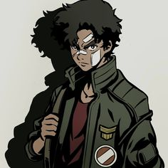 44 Best Megalo Box Images Anime Box Anime Art