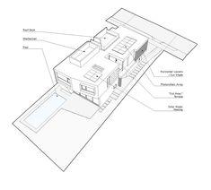 Gallery of Holleb Residence / John Friedman Alice Kimm Architects - 15