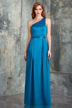 Peacock  Style 545: Bridesmaids, Prom, Special Occasion & Evening: Bari Jay and Shimmer