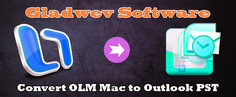 Gladwev OLM to PST converter Ultimate is the best free OLM to PST converter that holds the capacity to enrich your conversion experience!