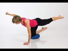 Gymnastic Exercises - SISSEL® SitFit Plus - YouTube