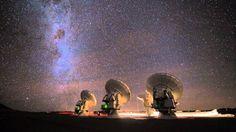 Cielos Maravillosos - Atacama Chile