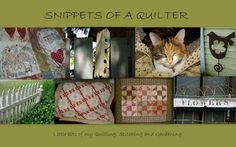 Snippets of a Quilter: Charm Square Quilt Quilting Blogs, Quilting Tutorials, Quilting Projects, Quilting Ideas, Sewing Projects, Charm Pack Quilts, Charm Quilt, Log Cabin Quilts, Lap Quilts