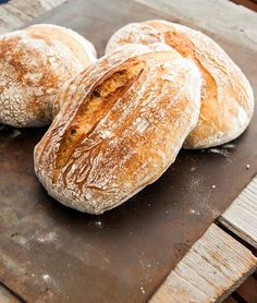 Bake bread with wild yeast made from raisins. Raisin yeast is easy to do, but it's an excellent tool for making top notch sourdough bread.