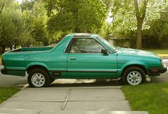 109 best subaru brumby images subaru baja autos pickup trucks rh pinterest com