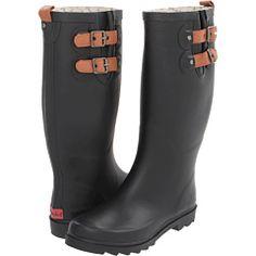 rain boots.