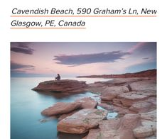 Cavendish Beach, Glasgow, Canada, Water, Outdoor, Gripe Water, Outdoors, Outdoor Games, The Great Outdoors