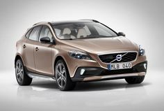 Volvo has released the prices for the new Volvo V40 R-Design and the Cross Country models with the first deliveries taking place in January 2013.
