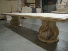 tavolo in frassino massicio